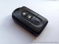 Nissan keyless
